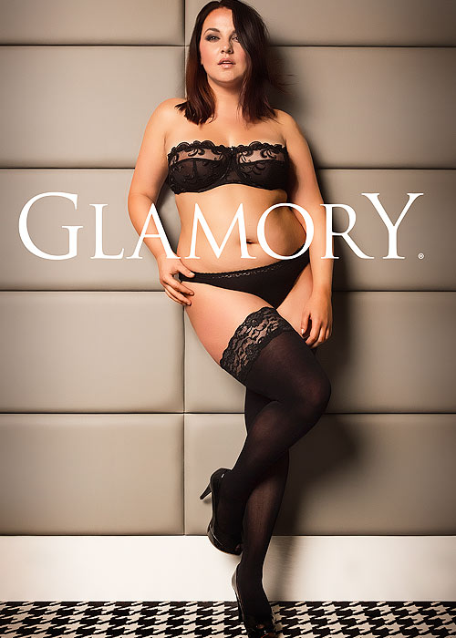 Glamory Micro 60 Denier Hold Ups Zoom 1