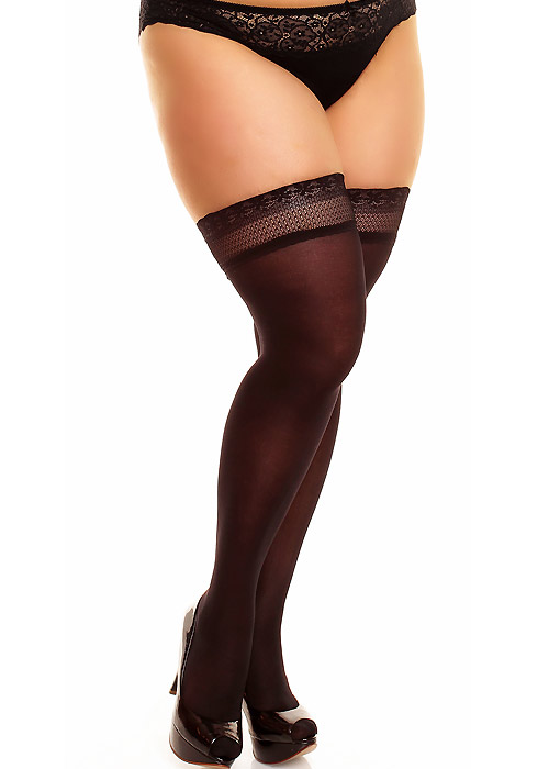 Glamory Vital 70 Support Hold Ups Zoom 3