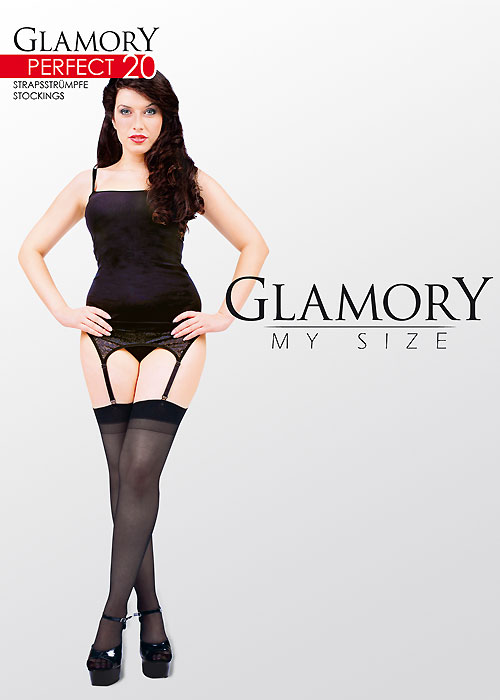 Glamory Perfect 20 Denier Stockings