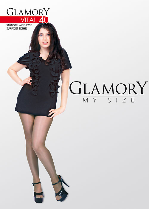 Glamory Vital 40 Denier Support Tights