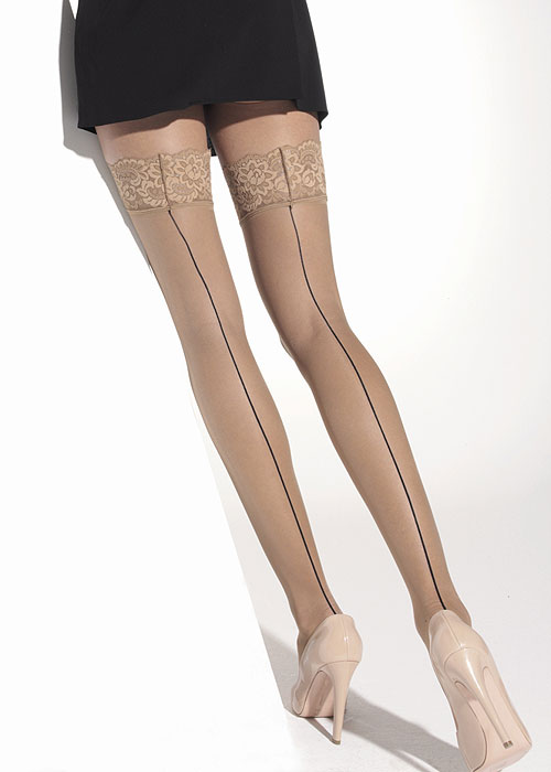 9a26f3a62 Buy girardi chantal rigo stockings . Shop every store on the ...