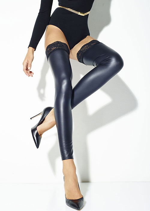 fc466788257 Girardi Juliette Footless Hold Ups In Stock At UK Tights