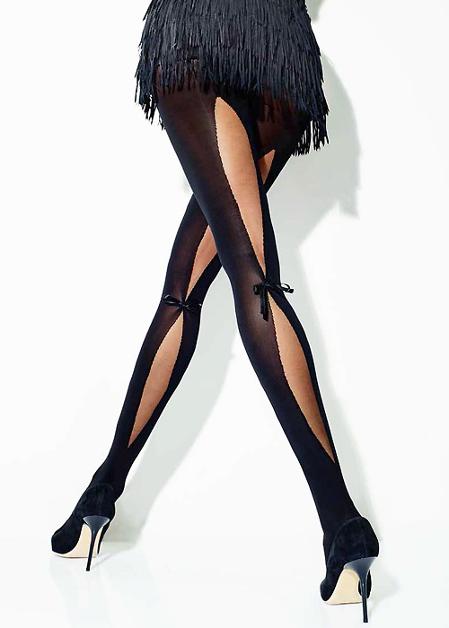 Steampunk Tights  & Socks Girardi Sweetness Tights £31.99 AT vintagedancer.com