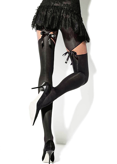 Steampunk Tights  & Socks Girardi Venere Tights £31.99 AT vintagedancer.com