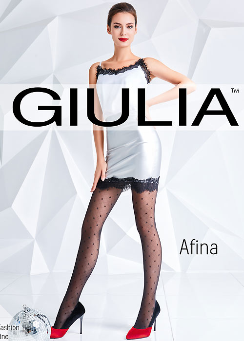 Giulia Afina 40 Fashion Tights N.4