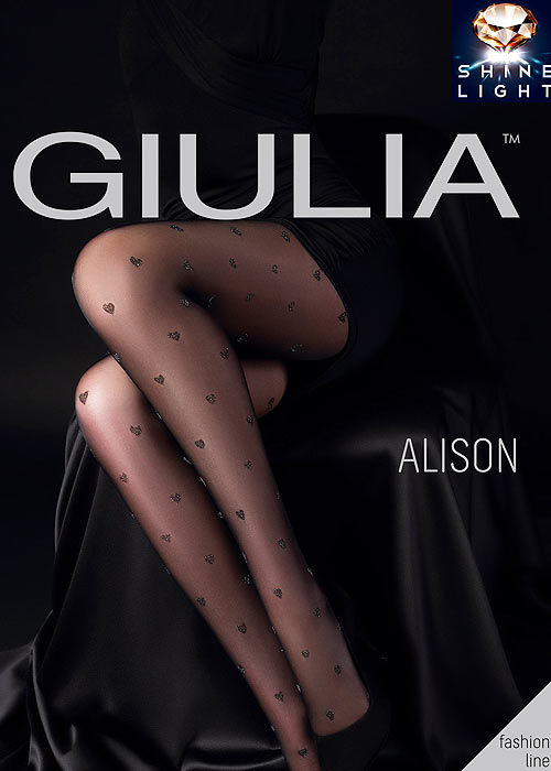 Giulia Alison 20 Fashion Tights N.4