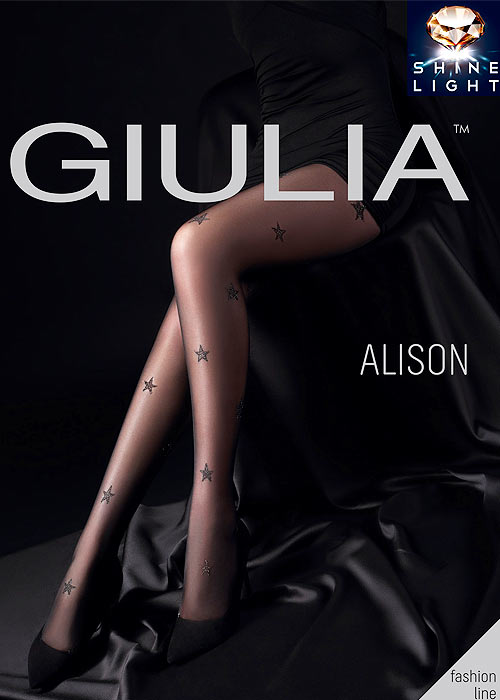 Giulia Alison 20 Fashion Tights N.5