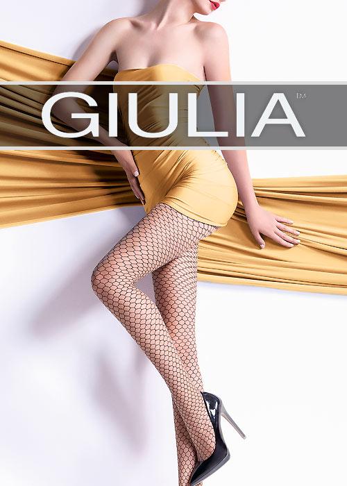 Giulia Arianna Mock Large Net Tights N.1