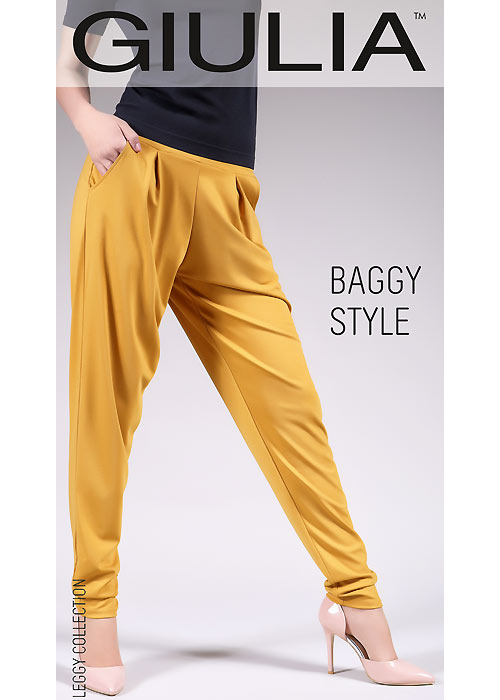 Giulia Baggy Pant Style N.1