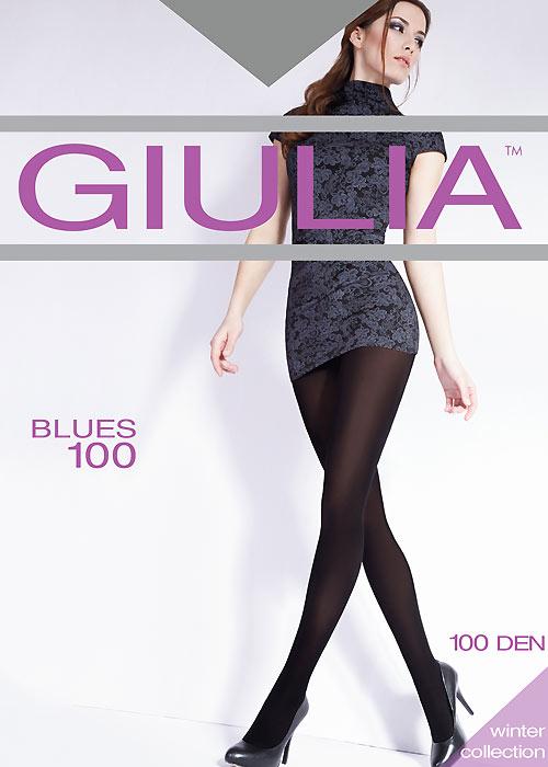 Giulia Blues 100 Tights