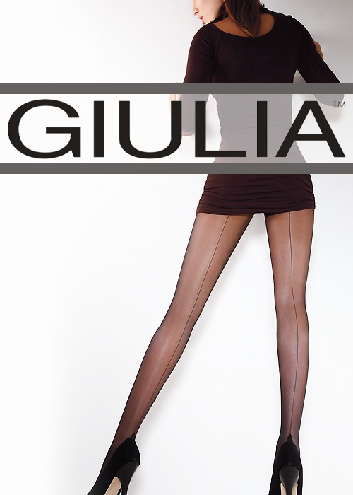 Giulia Chic 20 Seamed Tights