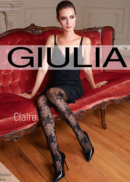 Giulia Claire 40 Fashion Tights N.1