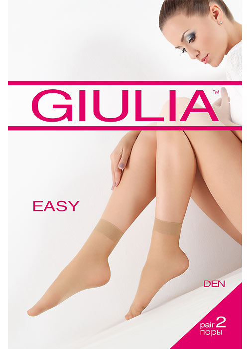Giulia Easy 15 Ankle Highs 2PP
