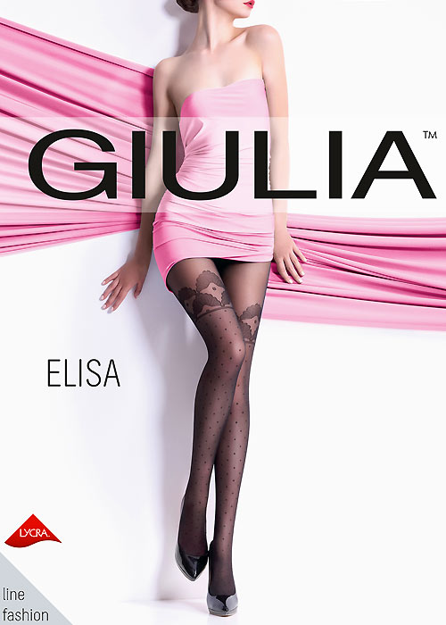 Giulia Elisa 40 Fashion Tights N.6