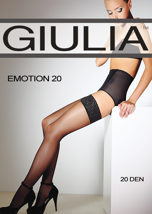 Giulia Emotion 20 Hold Ups