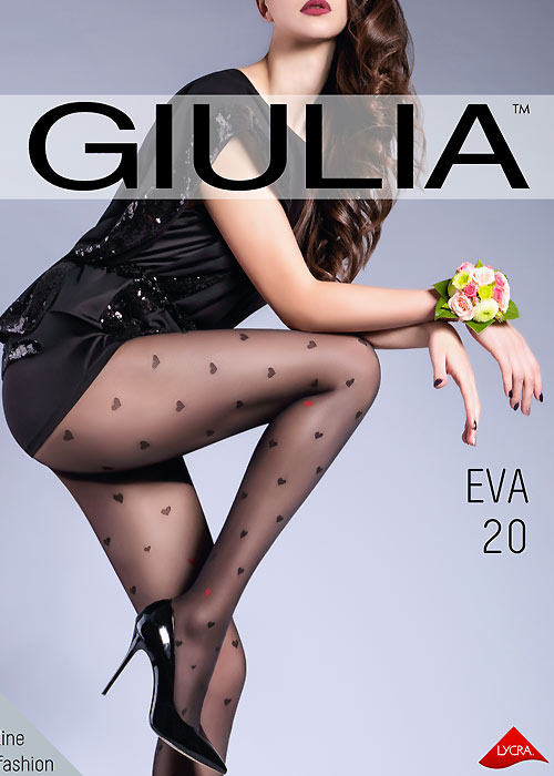 Giulia Eva 20 Fashion Tights N.1