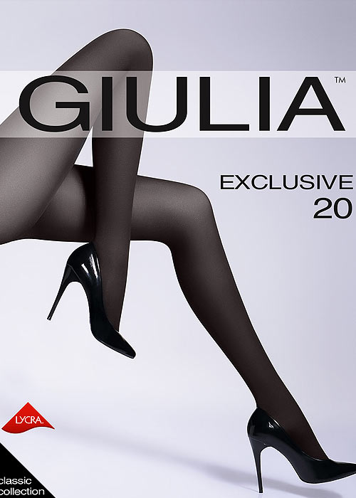 1218389c70c Giulia Exclusive 20 Luxury Tights In Stock At UK Tights