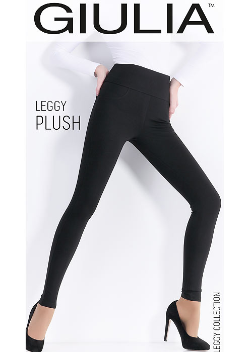 Giulia Leggy Plush Leggings N.1
