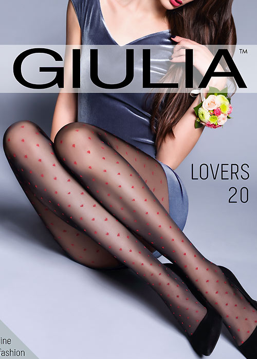 Giulia Lovers 20 Fashion Tights N.4