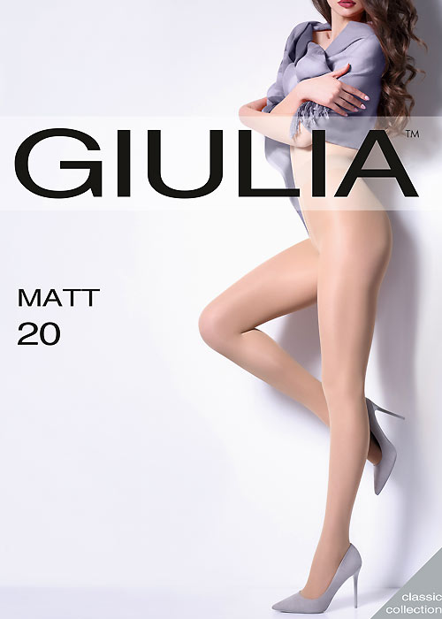 Giulia Matt 20 Luxury Tights