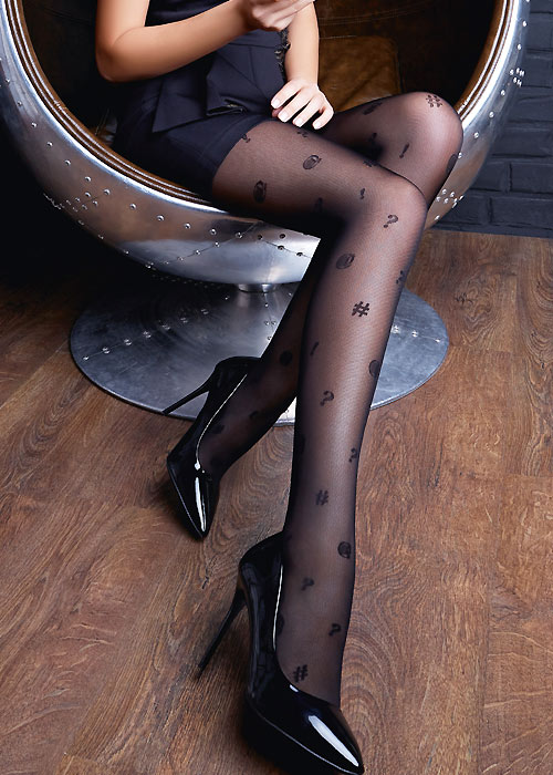 Giulia Megan 40 Fashion Tights N.5