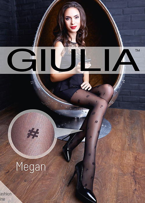 5eac1ace9 Giulia Megan 40 Fashion Tights N.5 In Stock At UK Tights