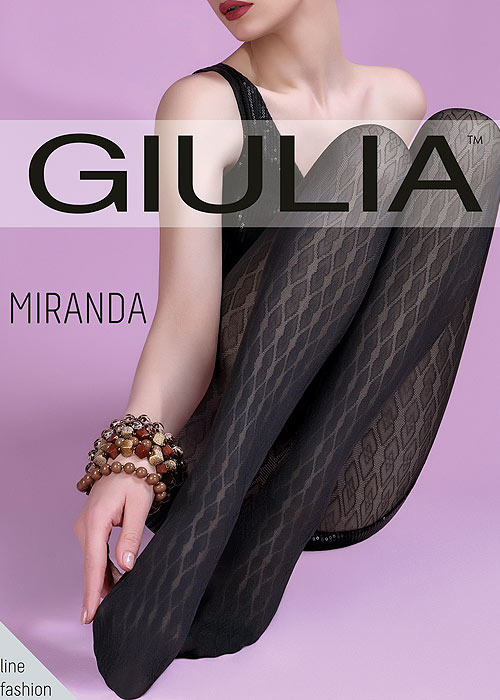 Giulia Miranda 60 Fashion Tights N.1