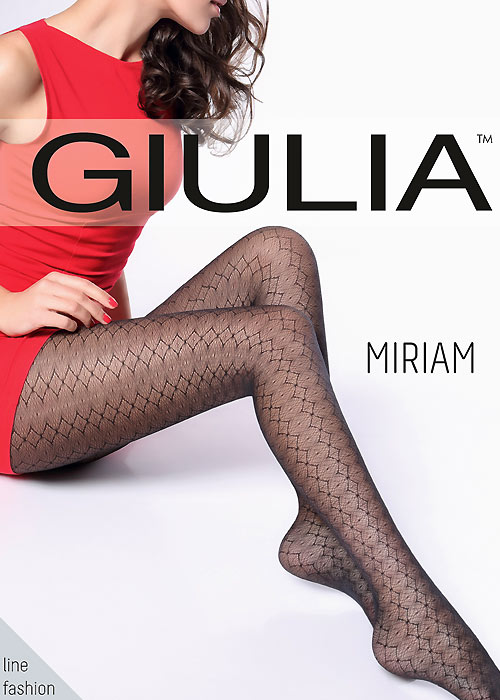 Giulia Miriam 20 Fashion Tights N.1
