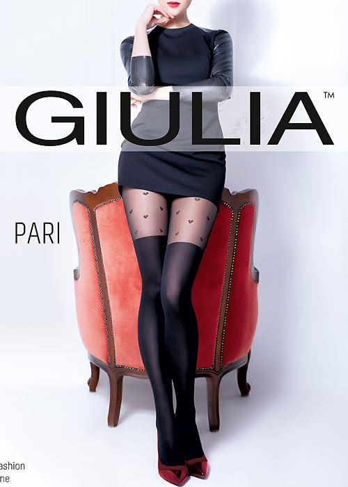 Giulia Pari 60 Fashion Tights N.27