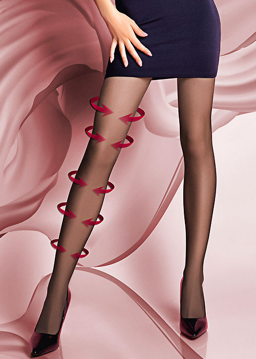 Giulia Relax 30 Tights Zoom 2