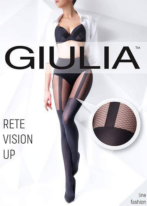 Giulia Rete Vision Up 60 Fashion Tights N.1