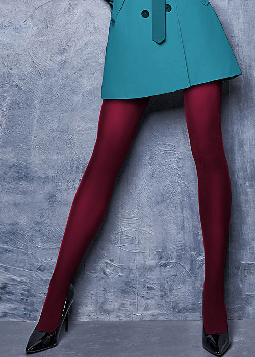 Giulia Samba 40 Coloured Tights N.1
