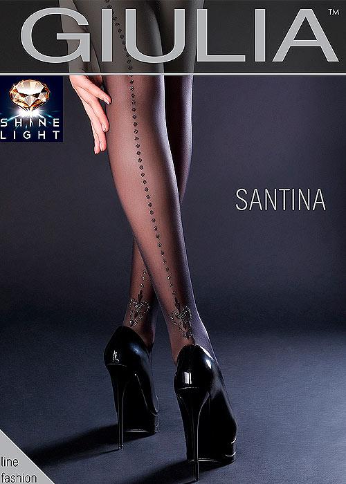 Giulia Santina 20 Tights N.2