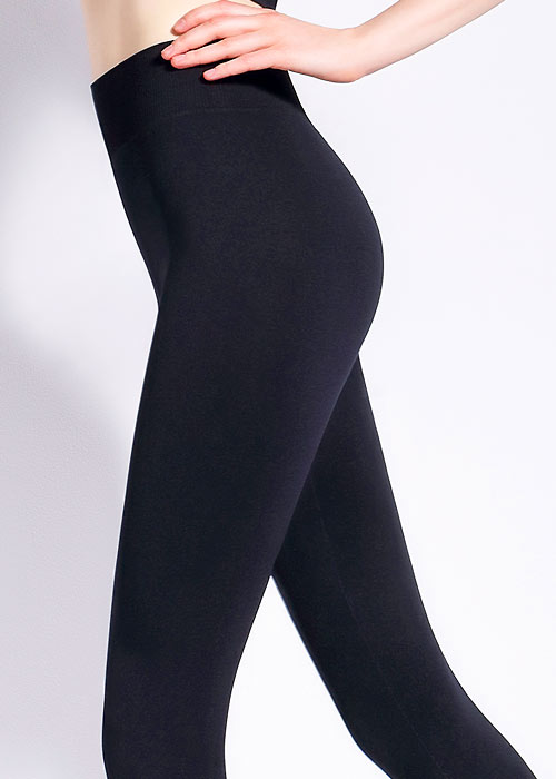 Giulia Seamfree Panty Leggings Model 2 Zoom 3