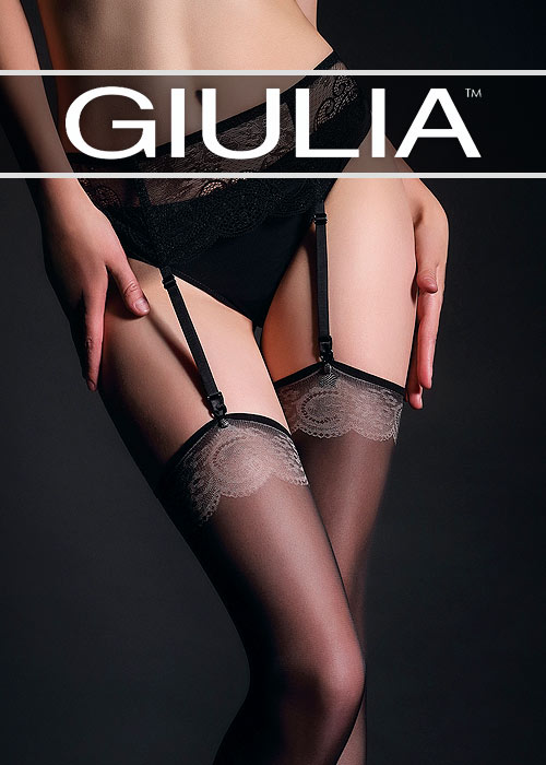 Giulia Secret 20 Fashion Stockings