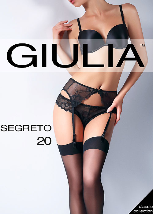 Giulia Segreto 20 Stockings