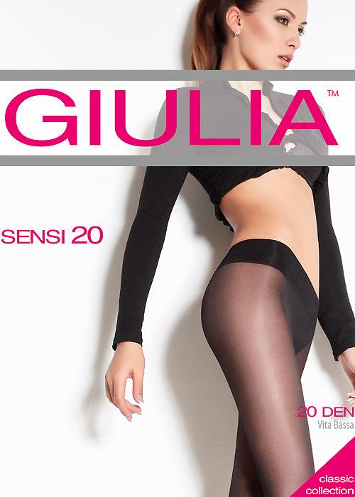 Giulia Sensi 20 Hipster Tights