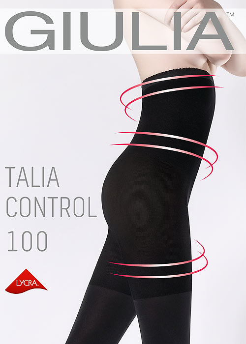 Giulia Talia Control 100 Tights