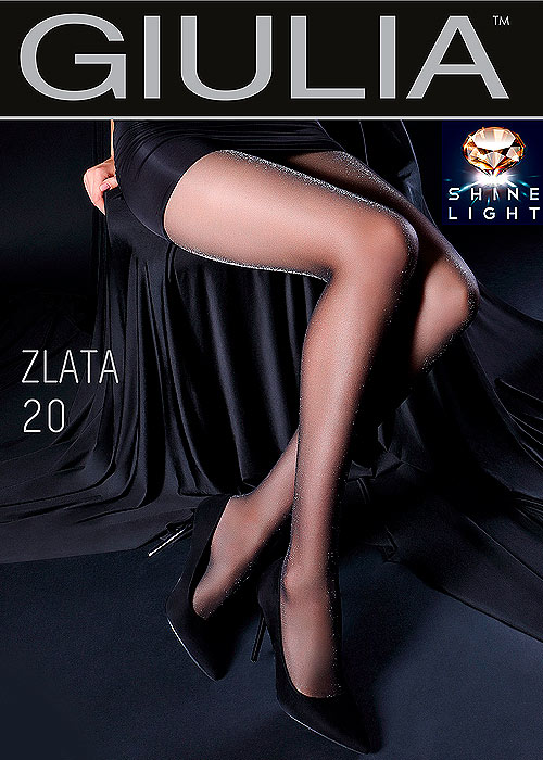 Giulia Zlata 20 Tights N.1