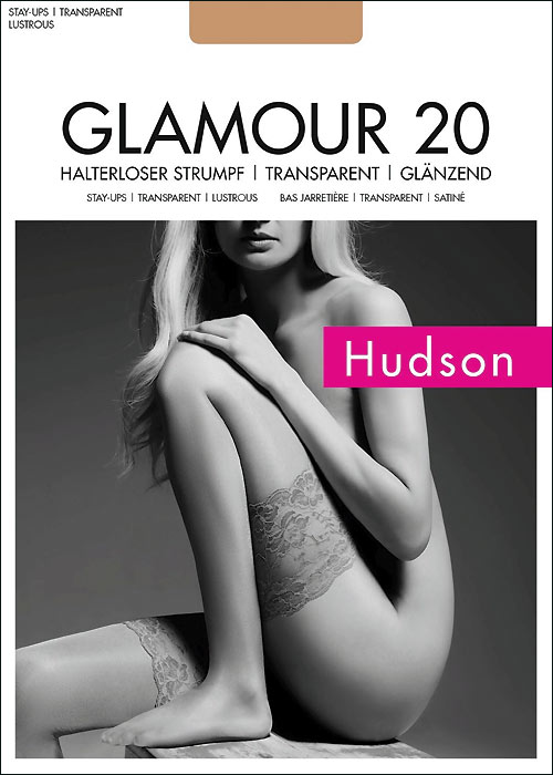 Hudson Glamour 20 Hold Ups