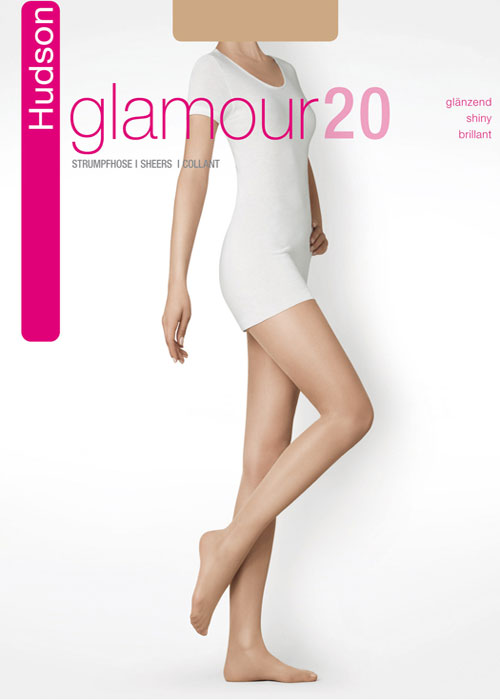 Hudson Glamour Glossy XL Tights