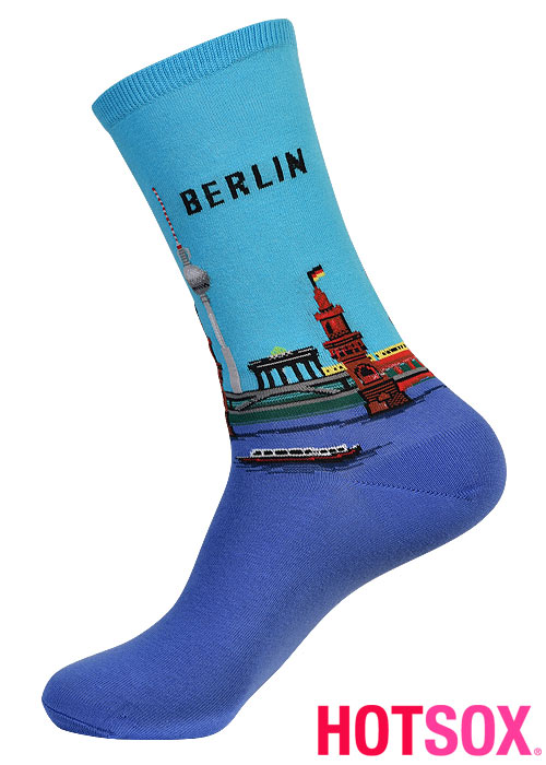 Hotsox Womens Berlin Socks