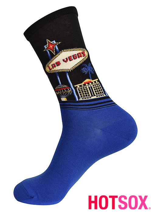 Hotsox Womens Las Vegas Socks