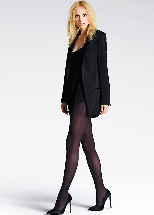 Jonathan Aston 40 Denier Opaque Tights 2PP