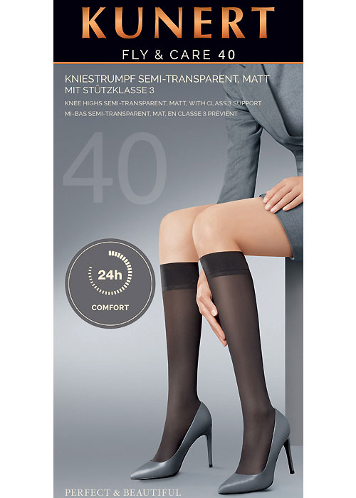 Kunert Fly And Care 40 Knee Highs
