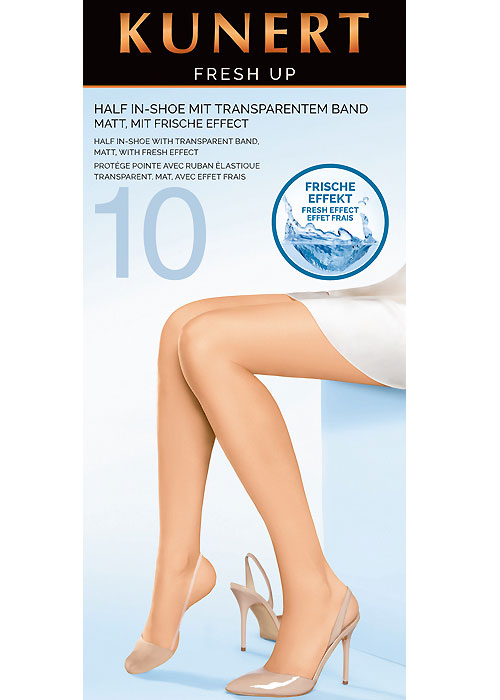 Kunert Fresh Up Toe Cover