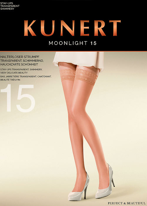 Kunert Moonlight 15 Hold Ups