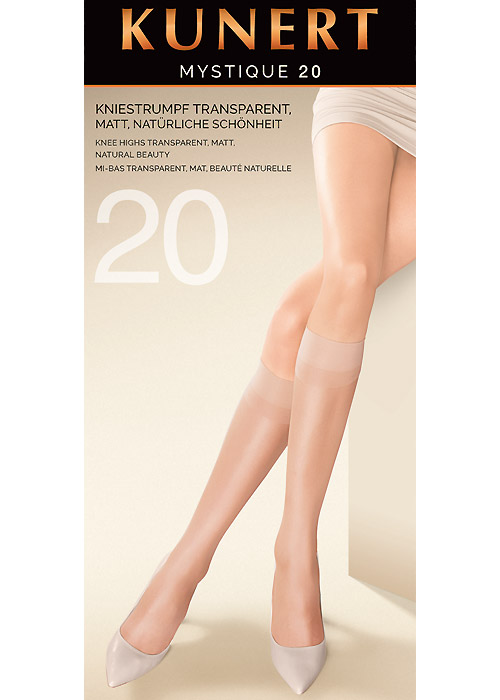 Kunert Mystique Knee Highs