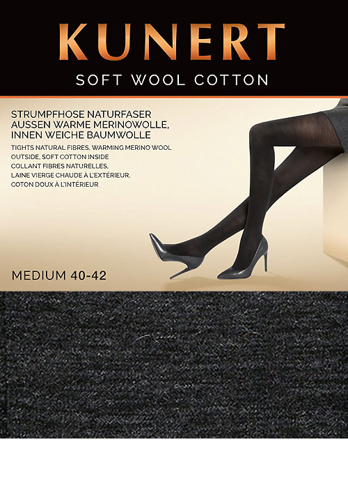 Kunert New Soft Wool Cotton Tights