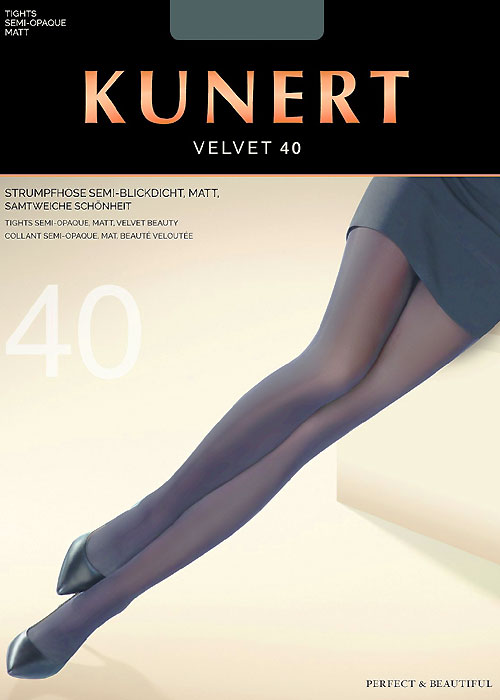 Kunert Velvet 40 Opaque Tights